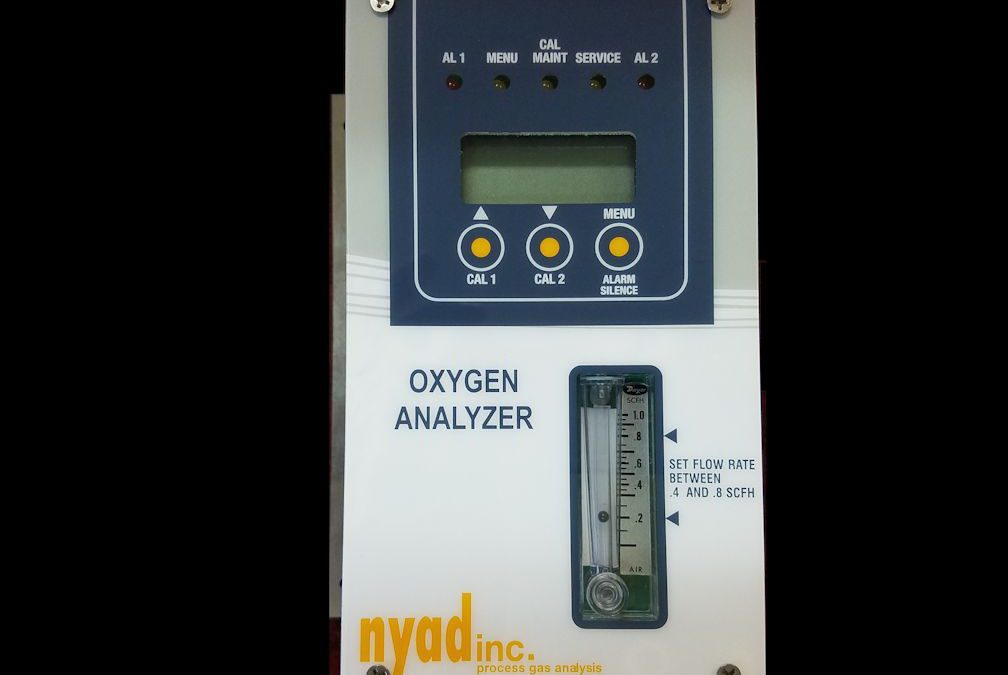 SERIES 201T ONE TOUCH OXYGEN ANALYZERS